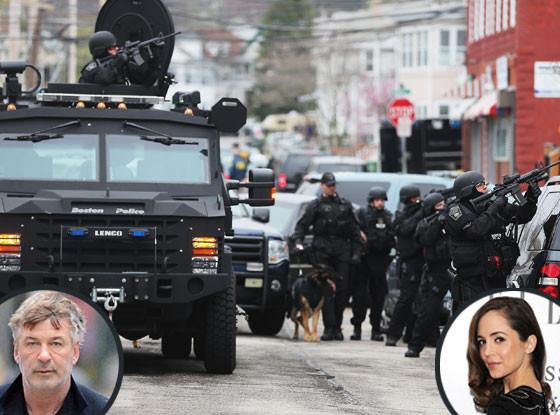 Boston Attack, Eliza Dushku, Alec Baldwin