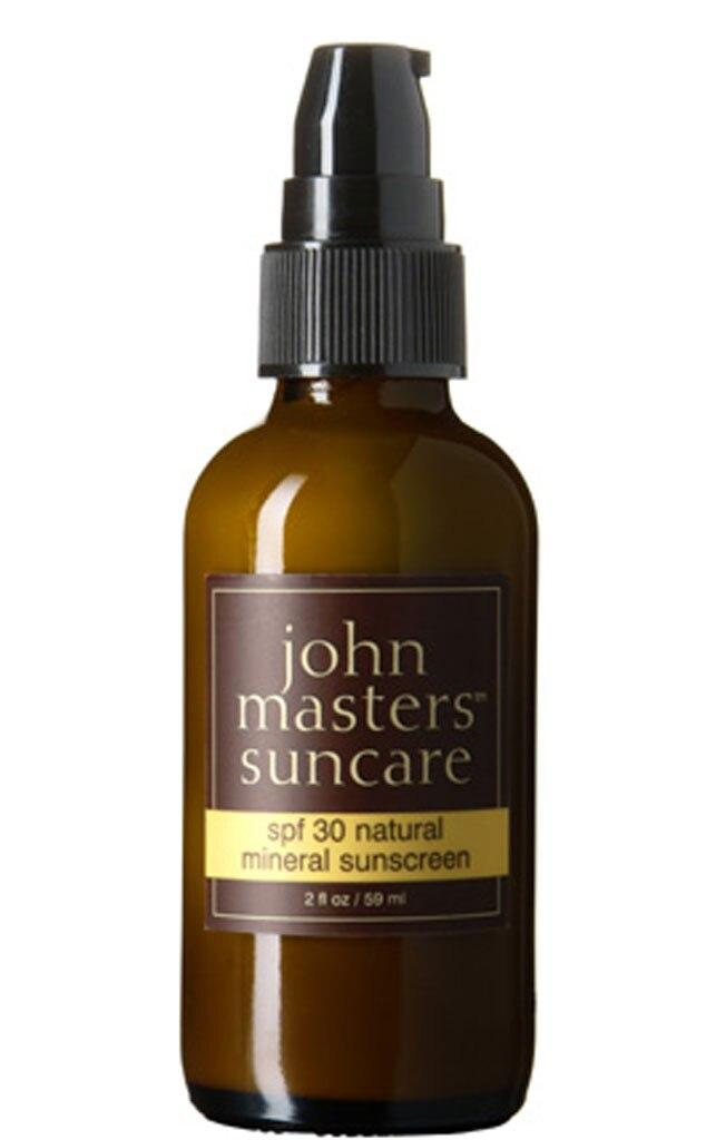 Eco Beauty, John Masters Organics Sunscreen