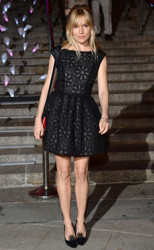 Sienna Miller, Tribeca Film Festival