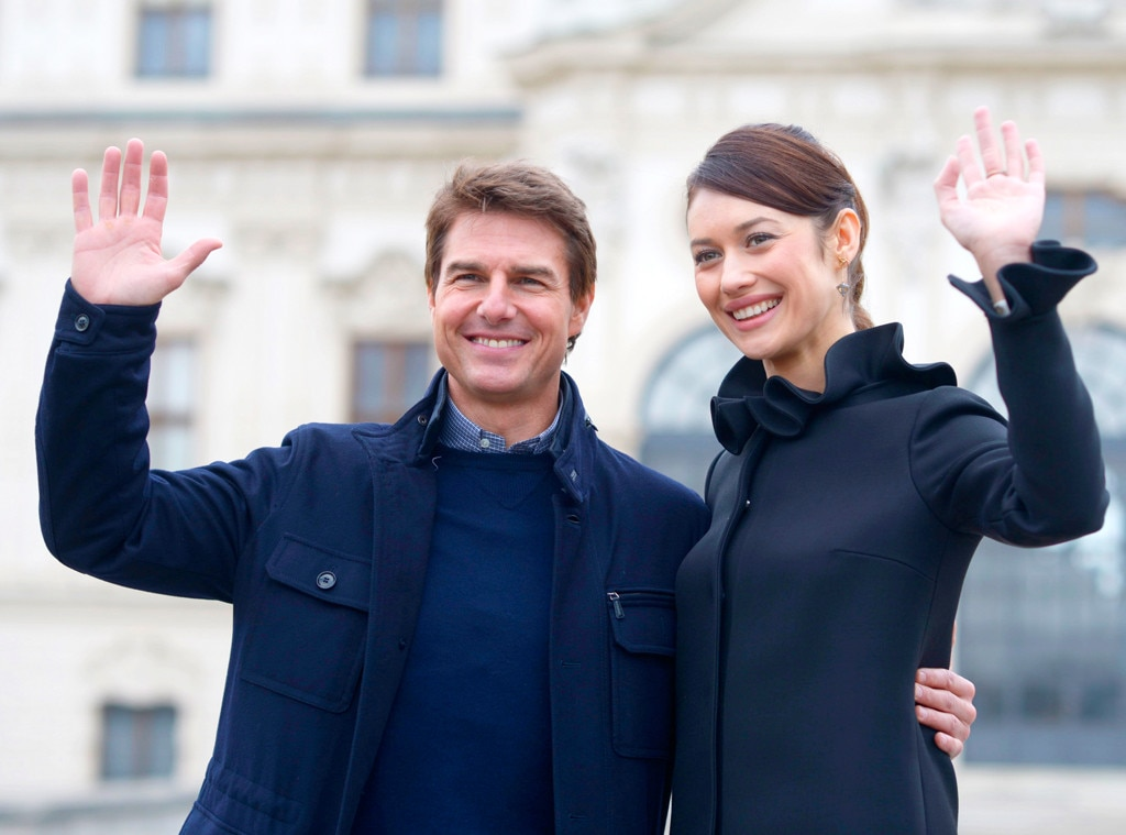 Tom Cruise, Olga Kurylenko, Vienna