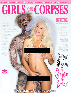 Courteny Stodden, Girls and Corpses