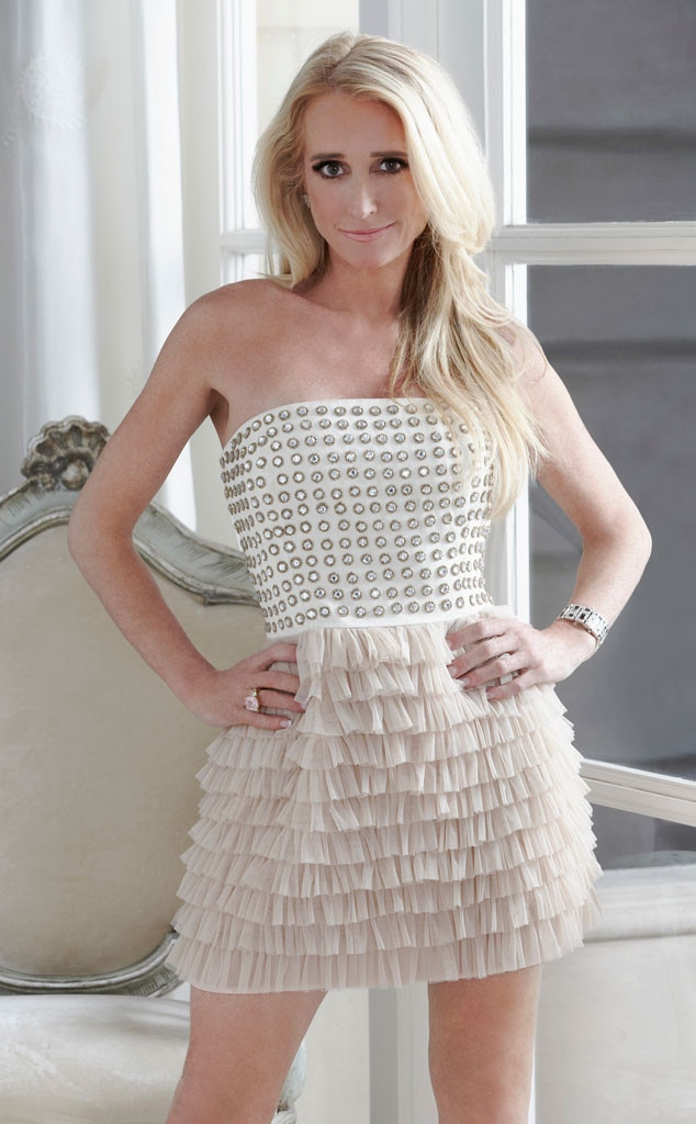 Kim Richards, The Real Housewives of Beverly Hills, Season 2