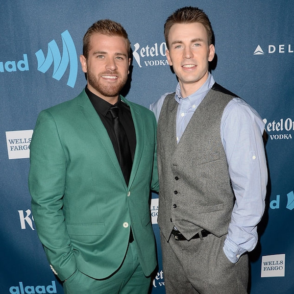 from Amari chris evans and gay brother