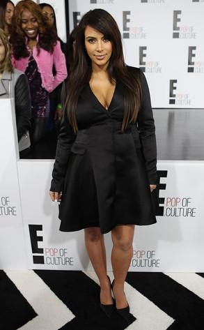 Kim Kardashian, Upfronts