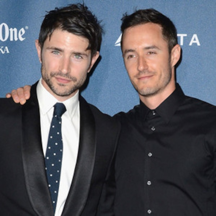 Kyle XY's Matt Dallas Talks Wedding to Fiancé Blue Hamilton: No Date Set  and