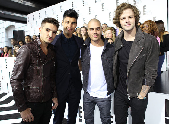 The Wanted, Upfronts