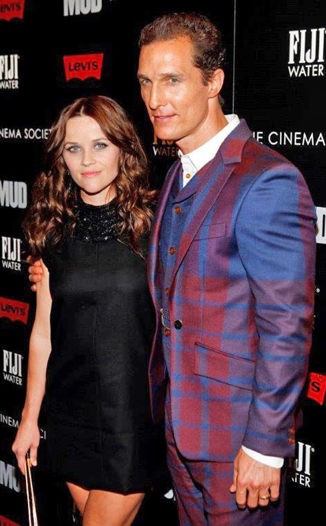 Reese Witherspoon, Matthew McConaughey