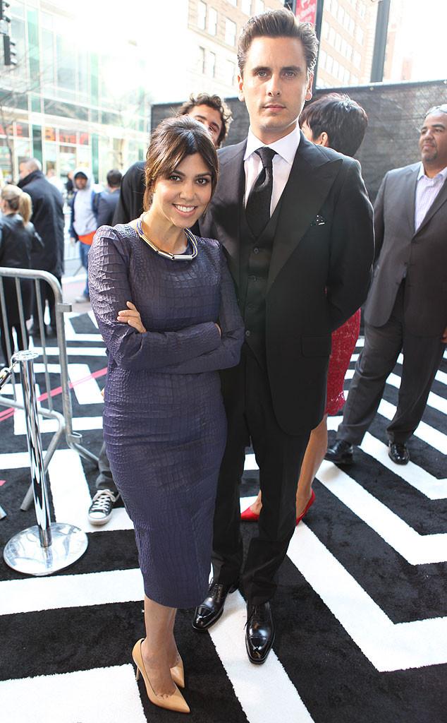 Kourtney Kardashian, Upfronts
