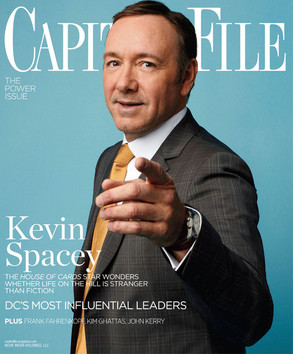 Kevin Spacey, Capitol File