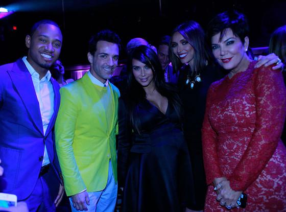 Kim Kardashian, Upfronts, Kris Jenner