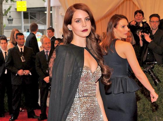 MET Gala, Lana Del Rey