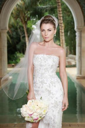 Vestido novia Ludwika Paleta