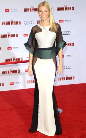 Gwyneth Paltrow, Iron Man 3