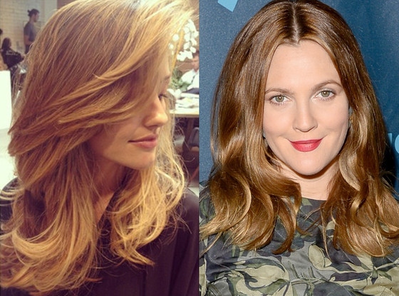 Minka Kelly, Drew Barrymore