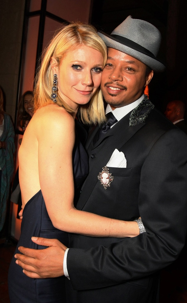 Gwyneth Paltrow, Terrence Howard