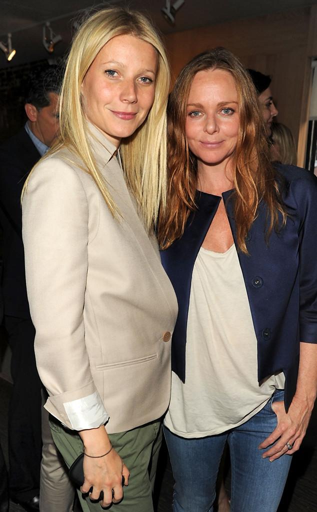 Gwyneth Paltrow, Stella McCartney