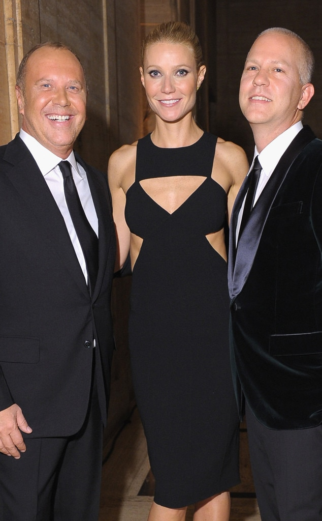 Michael Kors, Gwyneth Paltrow, Ryan Murphy