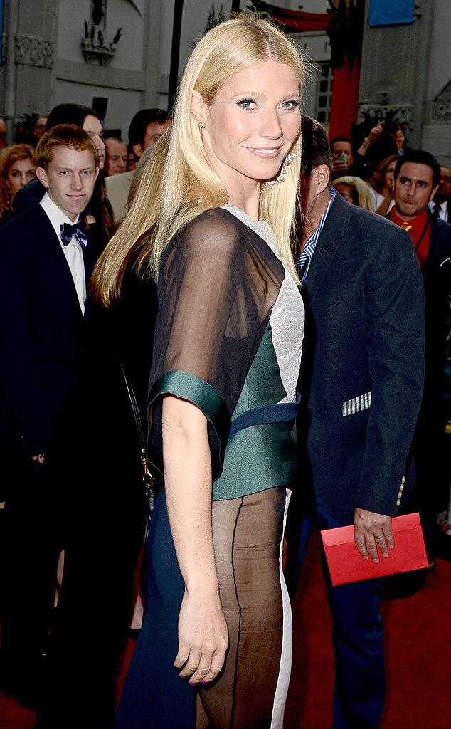 Gwyneth Paltrow, Iron Man 3, Half Length