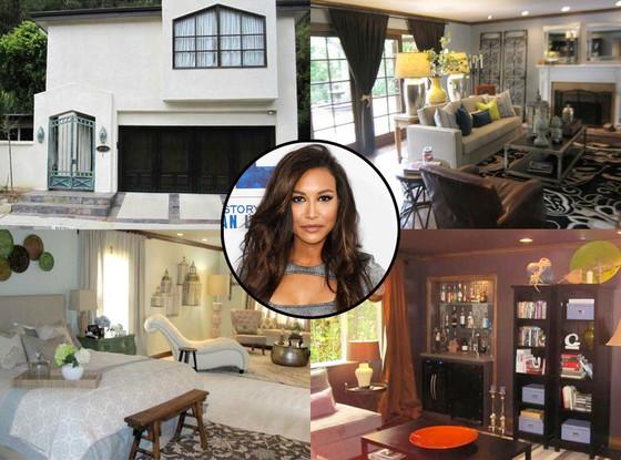 Look Inside Naya Riveras $2.1 Million Mansion (PHOTOS