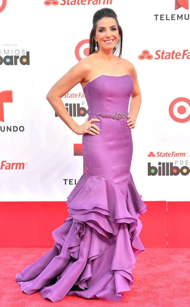 Kika Rocha, Billboard Latin Music Awards 2013