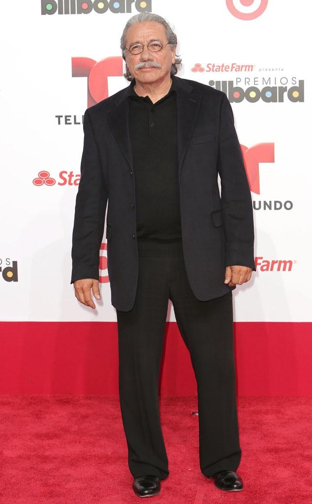 Edward James Olmos, Billboard Latin Music Awards 2013