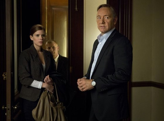 House of cards sex scenes