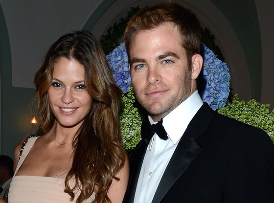 Who is chris pine dating 2012