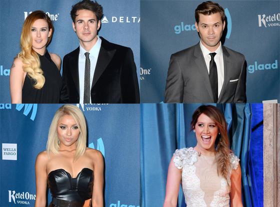 Rumor Willis, Jayson Blair, Ashley Tisdale, Andrew Rannells, Kat Graham