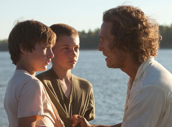Mud, Matthew McConaughey