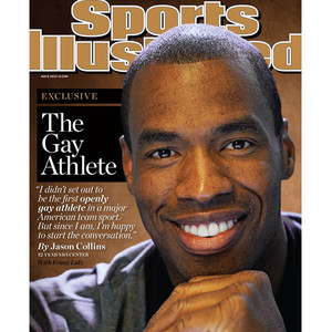 Jason Collins, Sports Illustrated
