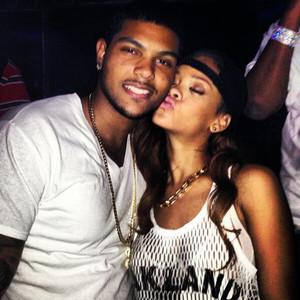 Rihanna, Justin Laboy
