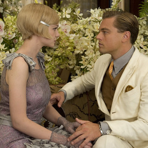 The Great Gatsby, Leonardo DiCaprio, Carey Mulligan