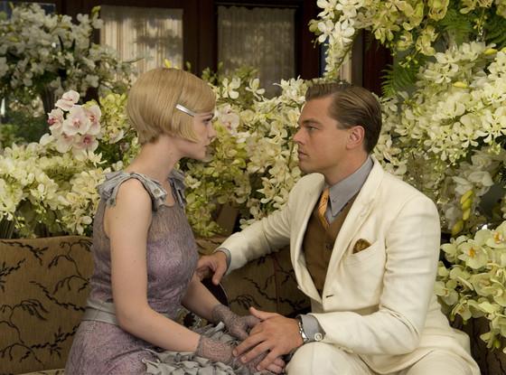 The Great Gatsby, Leonardo DiCaprio, Carey Mulligan