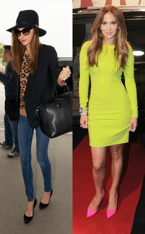 Jennifer Lopez, Miranda Kerr