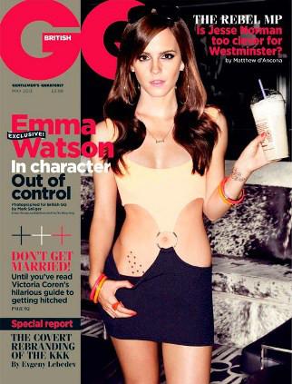 Emma Watson, GQ