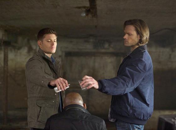 Jensen Ackles, Doron Bell, Jared Padalecki, Supernatural