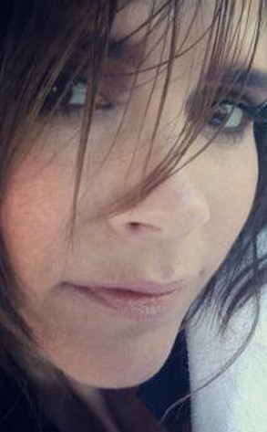 Victoria Beckham, New Hair Cut