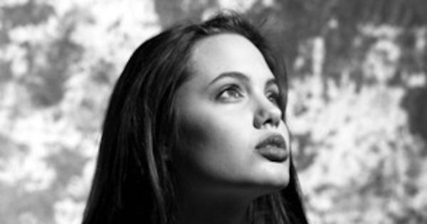 Angelina Jolie Sexy Photo Shoot