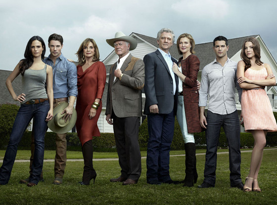 Dallas, Cast
