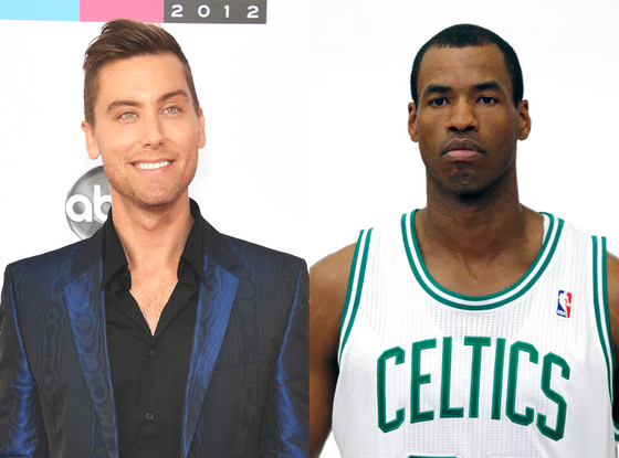 Lance Bass, Jason Collins