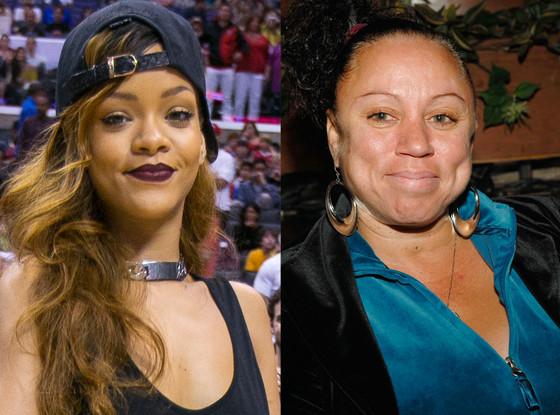 Rihanna, Joyce Hawkins