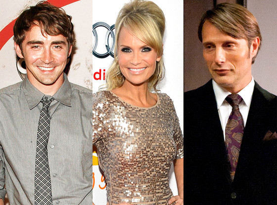 Kristin Chenoweth, Lee Pace, Lee Pace, Mads Mikkelsen