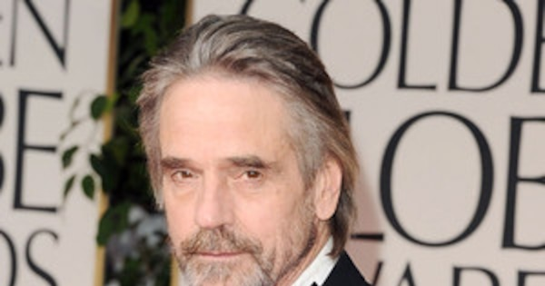 Jeremy Irons Controversial Gay Marriage Incest Comments Could A Father Not Marry His -2832