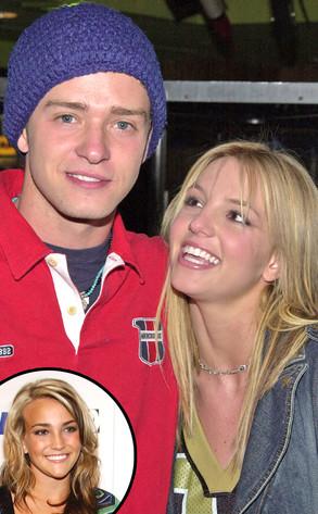 Justin Timberlake, Britney Spears, Jamie Lynn Spears