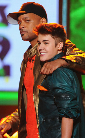 Will Smith, Justin Bieber