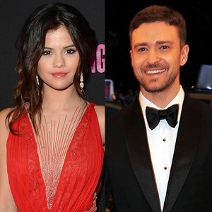 Selena Gomez, Justin Timberlake