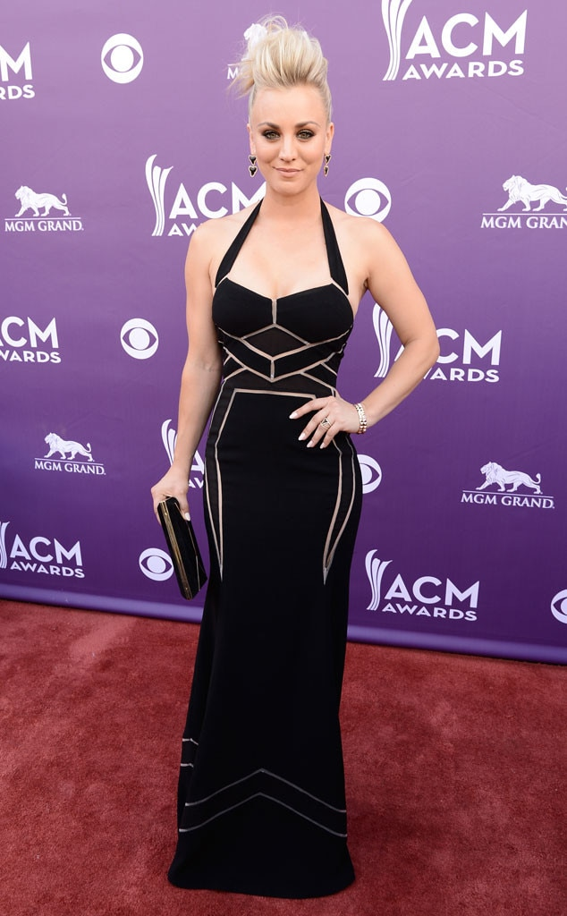 Country Music Awards, Kaley Cuoco