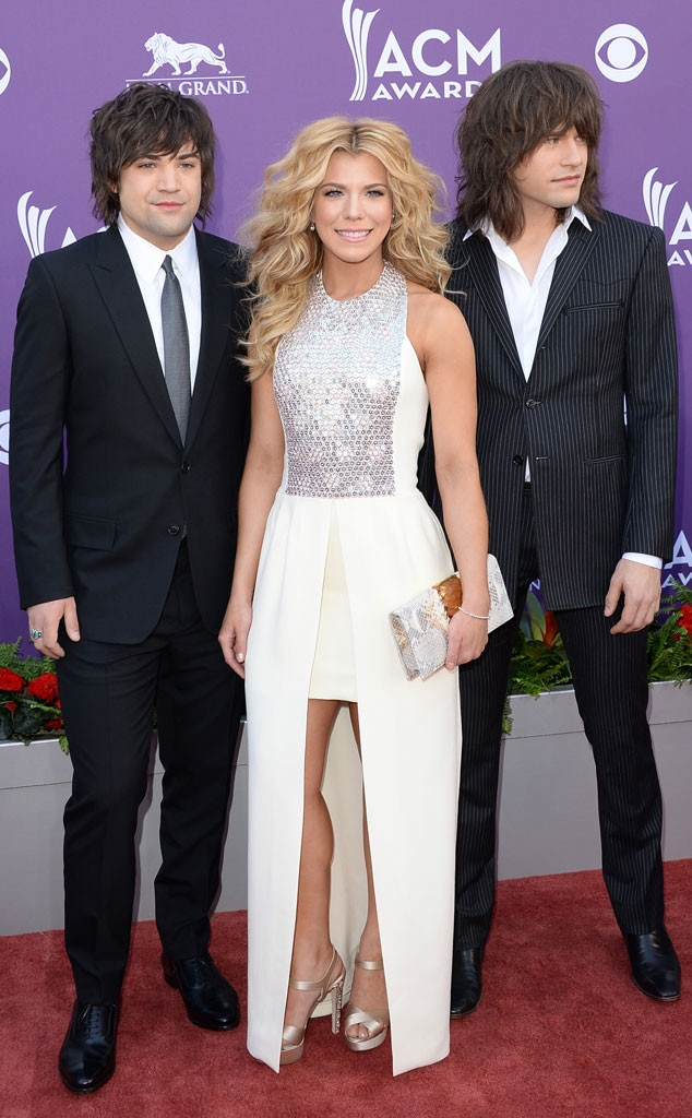 Country Music Awards, Neil Perry, Kimberly Perry and Reid Perry of The Band Perry