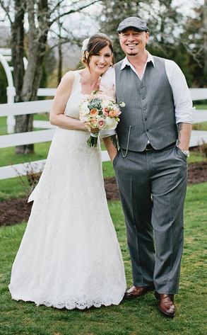 Jimmy Stafford, Lindsay McCutcheon, Wedding