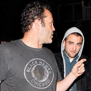 Robert Pattinson, Vince Vaughn